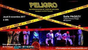 Peligro de la compagnie Altoteatro - représentation tout public @ Salle Pagezy | Montpellier | Occitanie | France