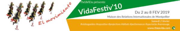 Devenez mécène de la 10ème édition des VidaFestiv'